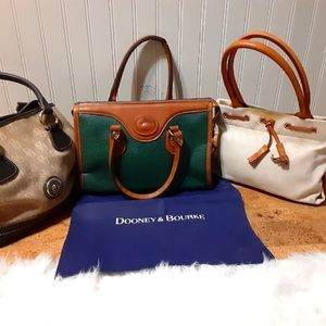 Dooney and Bourke bag Bundle